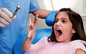 Paura del dentista Varese